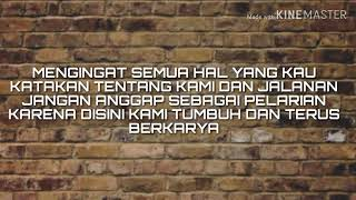 JALANAN ADALAH SEKOLAH - (Lirik)