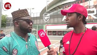 I Wanted Iwobi To Stay, But Thats Football! (Emotional Kelechi)