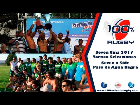 100% Rugby - Seven Viña 2017