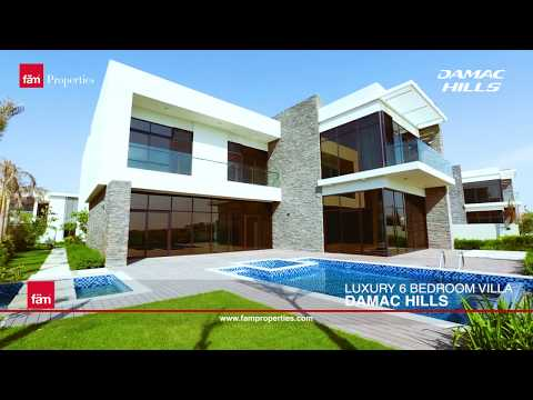Luxury 6 Bedroom Villa Damac Hills, Dubai