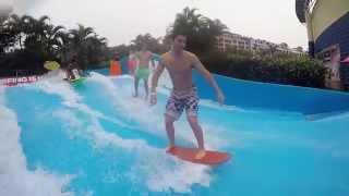 Wave House Durban GoPro Hero 4
