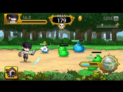 [HD] Touch Monster Gameplay Android | PROAPK