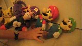 Mario and Luigi go to School!