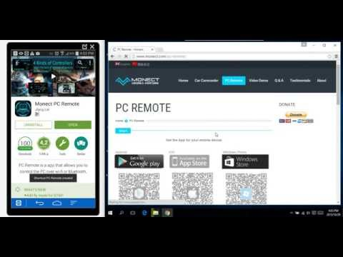 How to use your phone or tablet as a mouse and keyboard or joystick for  your pc