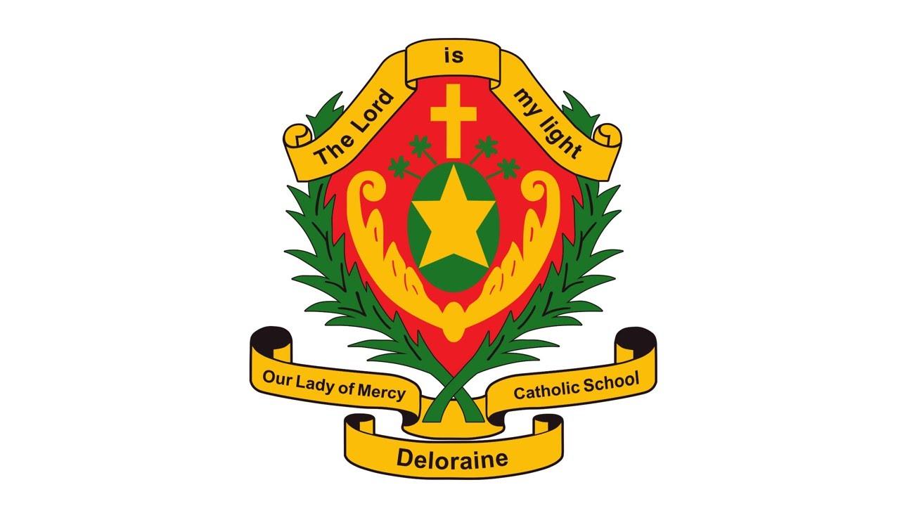 Our Lady of Mercy Catholic School illustration