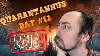 PUSH BACK ABOVE 11K!! | Quarantannus Day #12 |  World of Warcraft Livestream