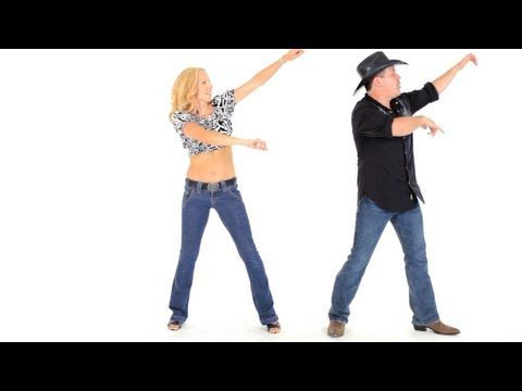 How to Do the Wobble | Line Dancing