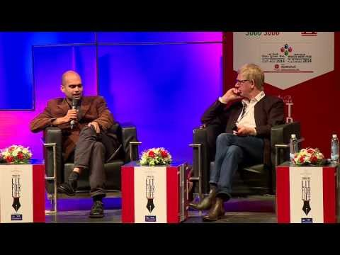 Lit for Life 2014: Aravind Adiga in conversation with David Godwin