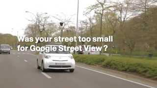 Baarisu Kannada Dimdimava-Kannada song in Google Street View Ad-Belgium