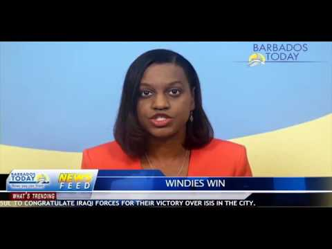 BARBADOS TODAY MORNING UPDATE - July 10, 2017