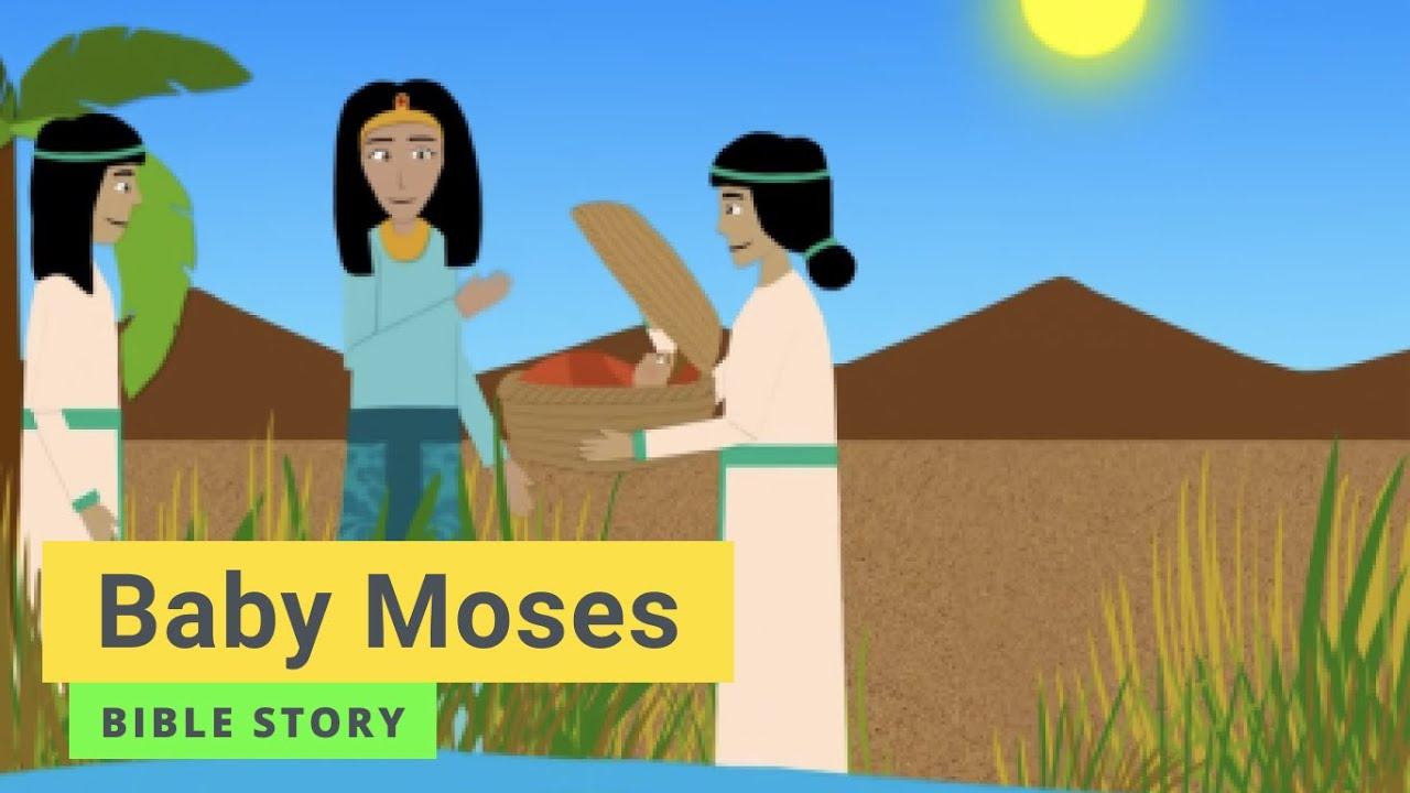 Kindergarten Year B Quarter 3 Episode 9 Baby Moses Youtube