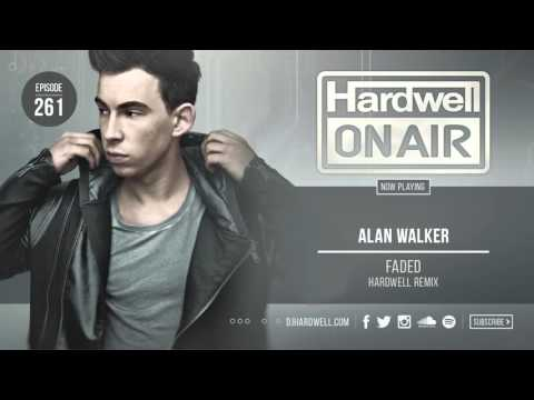 Alan Walker - Faded (Hardwell Remix)