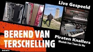Berend Van Terschelling    -    Rode Rozen    Instru