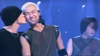 SHINHWA (신화) - Hey, Come On! 2001년 SBS인기가요 HD Live Performan…