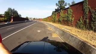 Jeep Grand Cherokee ZJ 5.2L V8 - GoPro Stereo Mic Test