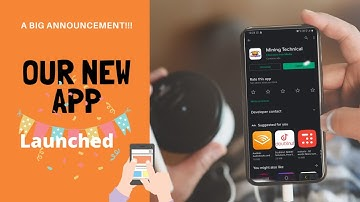 A big announcement!!! - our new study app launched.
