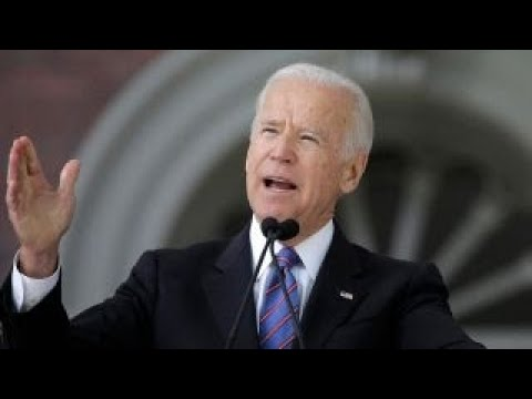 Joe Biden not ruling out a 2020 presidential run