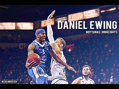 Daniel Ewing ♦ Neptunas Highlights ♦ 2016