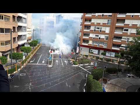 SEGUNDA MASCLETA FALLAS TORRENT 2018