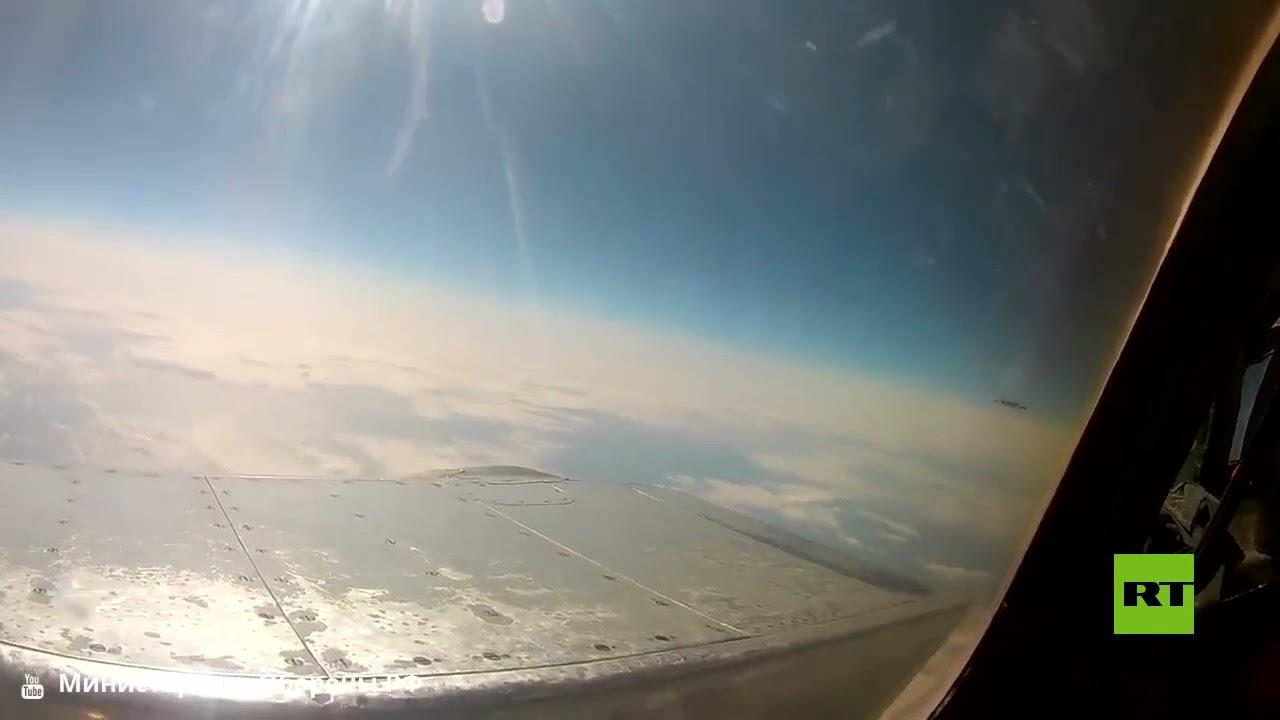 مقاتلة روسية تعترض طائرة تجسس أمريكية فوق المحيط الهادئ  - نشر قبل 22 دقيقة