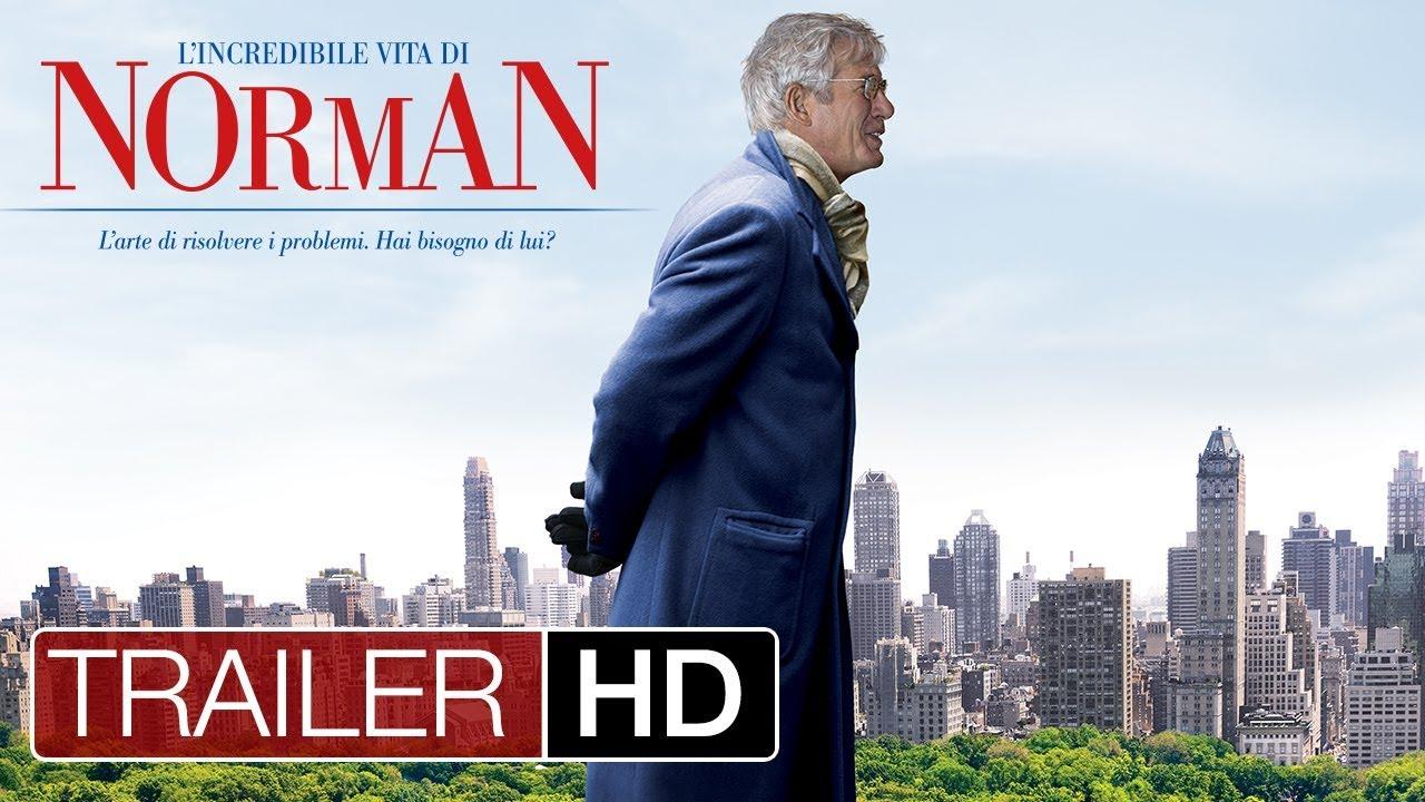 L'INCREDIBILE VITA DI NORMAN - Trailer Ufficiale Italiano