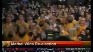 Merkel Wins Re-Election