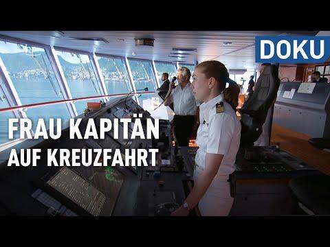 Frau Kapitän auf Kreuzfahrt | hessenreporter from YouTube · Duration:  29 minutes 9 seconds