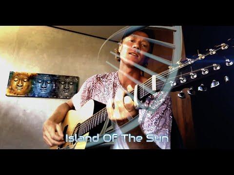 Island of the SUN (ISLA DEL SOL) Ylia Callan Guitar in South America - Acoustic Music Video
