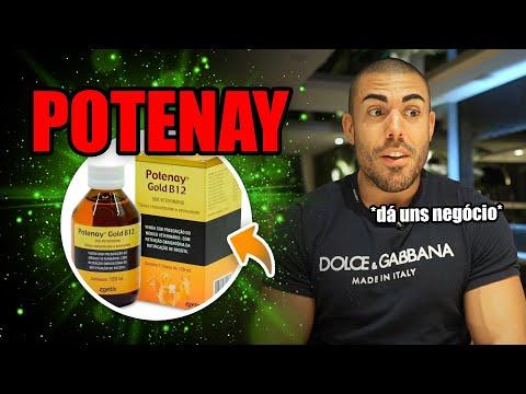 Tudo sobre Potenay ® *pré-treino mais forte do mundo*