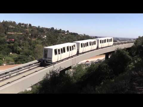 Getty Center Tram, Los Angeles