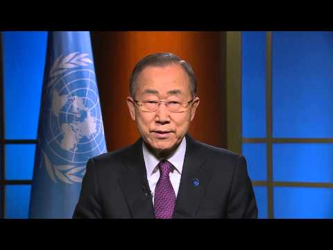 UN Secretary General - Message to Pearl Initiative Forum