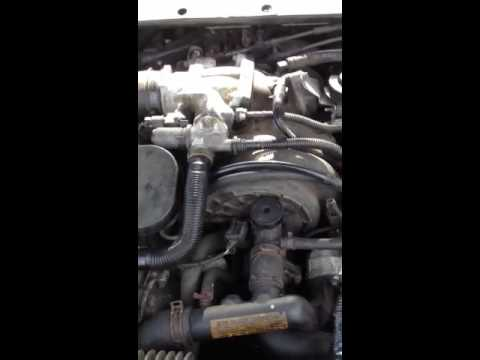 2000 Lincoln ls engine performance issue YouTube – Lincoln Ls V6 Engine Diagram