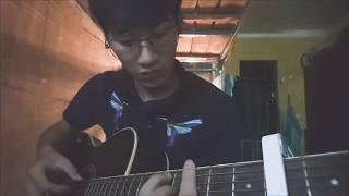 Xin đừng lặng im  - Guitar cover by SK