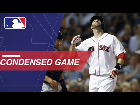 Condensed Game: MIN@BOS - 7/28/18