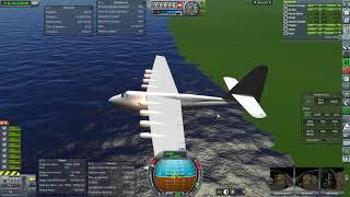 Kerbal Space Program RO Sandbox - Spruce Goose