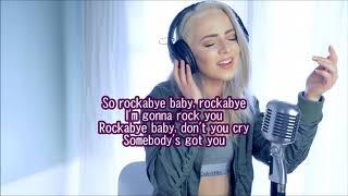 Madilyn Bailey - Rockabye (Lyrics)