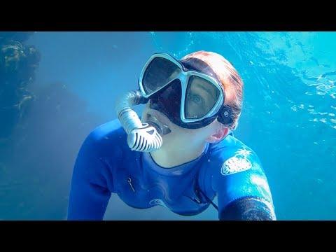 Underwater Adventures in Cape Town I GoPro HERO6