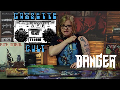 Cassette Cult Tape Reviews: Cirith Ungol | BangerTV episode thumbnail