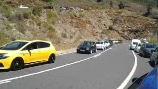 KDD Tenerife-G.C 17 junio 2012. subida los loros