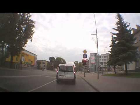 Virtualus Tauragės turas / Virtual Tour of Taurage, Lithuania