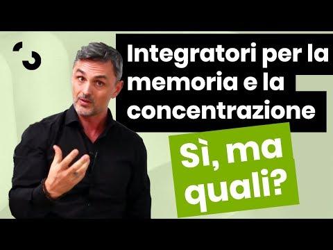 I 3 Integratori che Aiutano la Memoria e la Concentrazione   Filippo Ongaro