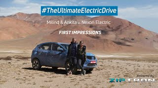 #TheUltimateElectricDrive Episode 1 - First Impressions (Director's Cut)