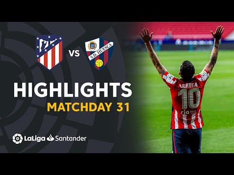 Atletico Madrid Huesca Goals And Highlights