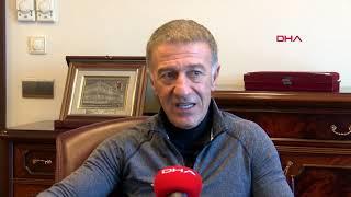 """Ahmet Ağaoğlu: """"Uçuk kaçık rakamlarla, milyon euroluk transfer dönemi kapanmıştır"""""""