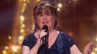 Susan Boyle Gets Golden Buzzer on 'America's Got Talent'