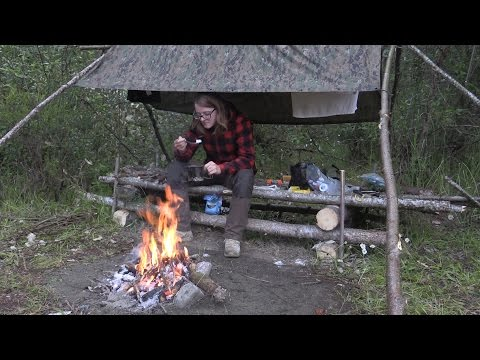 Day #5 Vancouver Island - Wilderness Cooking