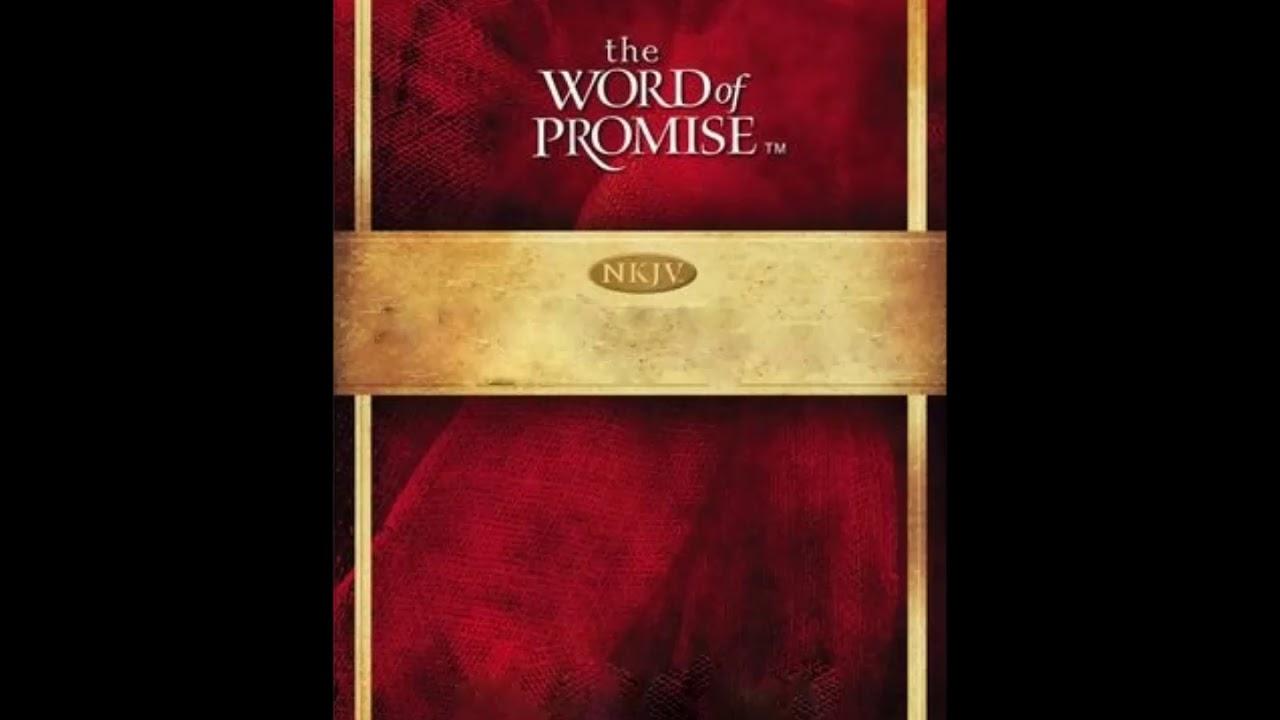 Psalms NKJV Audio Bible 1 of 2