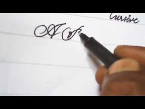 Neat Handwriting Practice Upper and Lower case letters  | Calligraphy