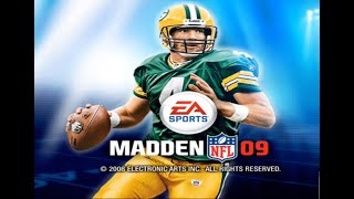 Let's Play: Madden NFL 2009 SUPERSTAR - Episode 1