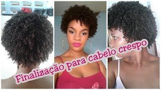 Download lagu FINALIZAÇÃO PARA CABELO CRESPO 4B/4C